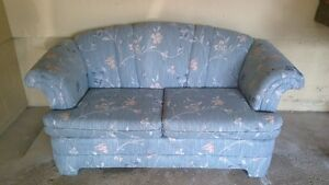love seat with matching couch Windsor Region Ontario image 2