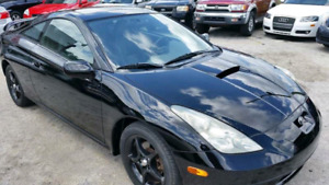 Wanted looking for a 2000 and up Toyota Celica