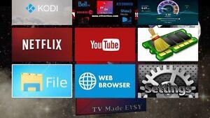 SALE Android TV Box with Live IPTV, PVR and Kodi Belleville Belleville Area image 3