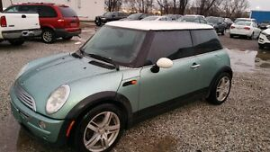 2002 Mini Cooper 5-SPEAD~LOADED~SAFETY~ETEST~FINANCING AVAILABLE