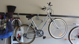 2   LADIES BICYCLES $125, EACH   NO TAX