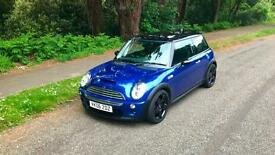 Mini Cooper S 1.6 (Chili) Px, Swap