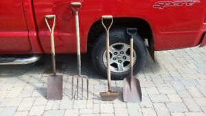 GARDEN AND YARD TOOLS