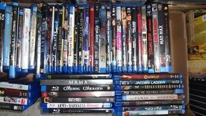 Huge 120+ BLU-RAY Collection! All Mint! Brights Grove