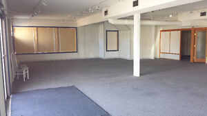 Space Available for Clinic, Office, Fitness Gym, Showroom....... Prince George British Columbia image 2