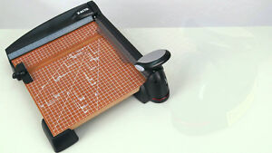 BARELY USED PAPER CUTTER
