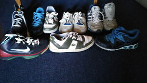 chaussures sport nike lacoste adidas