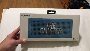 Brand new Nixon blaster