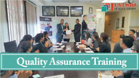 QA TRANING,  STARTING ON OCT 20th + HANDS-ON EXPERIENCE*