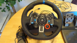 Logitech G29 Steering Wheel-NEW