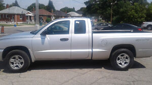 2007 Dodge Dakota 4 door