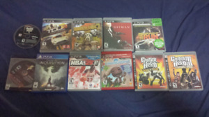 PS3/4 Games
