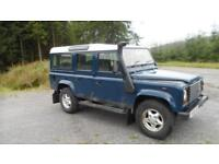 Land Rover 110 Defender County Station Wagon Td5