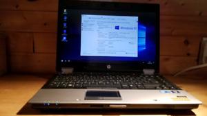 Hp EliteBook Intel i5  4Go, 1Tb, Windows 10