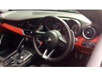 2017 Alfa Romeo Giulia 2.9 V6 BiTurbo Quadrifoglio wi Automatic Petrol Saloon