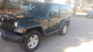 Jeep Wrangler (Finance Takeover)