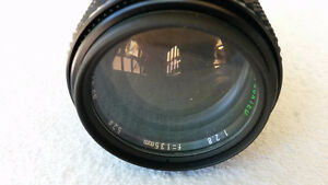 Sears 135mm F2.8 with 52mm Clear Filter London Ontario image 10