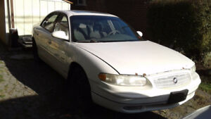 2001 Buick Regal Sedan parting out