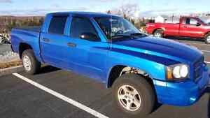 2007 Dodge Dakota 4x4 Quad Cab