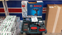 """Perceuse Bosch Drill Kit 1/2"""" Lithium 18V DDS181-01 Case Charger"""