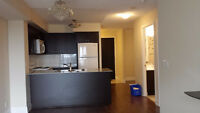 Beautiful, spacious 1 bedroom +den NEAR Allen rd & Sheppard
