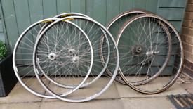Bike wheels campagnola/ Mavic