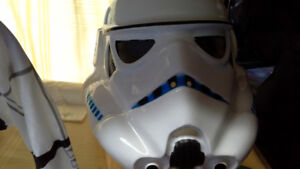 Star Wars Stormtrooper kid's costumes. size 7 to 10
