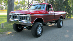 Looking for 70s 4x4 ford