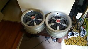 pontiac rally rims