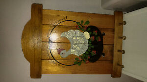 Tole painting / hanging rack