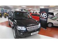 2014 LAND ROVER FREELANDER 2.2 SD4 XS Auto SAT NAV LEATHER