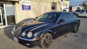 2004 Jaguar S-TYPE- Safety/E-test Inlcuded