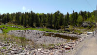 Beautiful 2+ Acre Waterfront Lots in French River