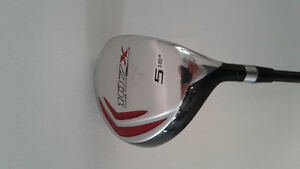 MRH 5 wood 18degree 107x stainless steel,never hit, like new