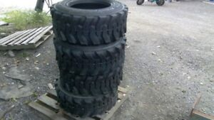 Skid Steer Tires 12 x 16.5  new 12 ply $700/set of 4