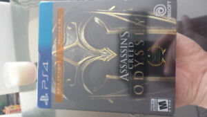 Assassin creed odyssey gold édition PS4