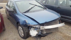 2006  CIVIC  JUST IN FOR PARTS AT PIC N SAVE! WELLAND