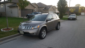 Nissan Murano to fix or for parts.