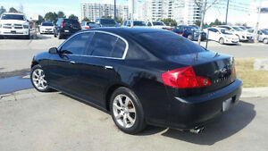 2006 Infiniti G35x Luxury Sedan *QUICK SALE*