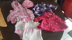 Baby phat and Rocawear baby clothes