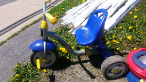 Summers comming great Kettler German tricycle