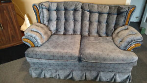 Chesterfield, Love seat, Recliner, 2 End Tables, St. John's Newfoundland image 3