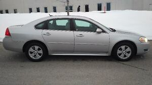 2010 Chevrolet Impala LT - REDUCED!  MUST SELL QUICKLY! Kitchener / Waterloo Kitchener Area image 3