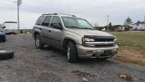 2003 Chevrolet Trailblazer ls SUV, Crossover