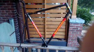 40th Anniversary Lugged Marinoni  Road Frameset. 56 cm