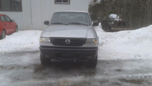 2002 Mazda B 3000 with109 kms