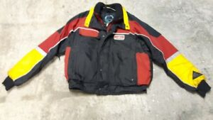 mens x large ice rider floater jacket by mustang
