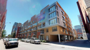 3 ½ (one bedroom) condo close to Berri-UQAM and Saint-Laurent