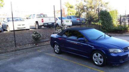 URGENT SALE - 2005 Holden Astra Convertible Mount Annan Camden Area Preview