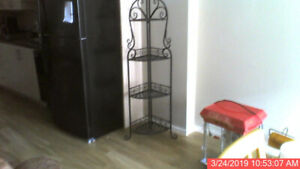 Wrought Metal Corner Furniture Home and Garden